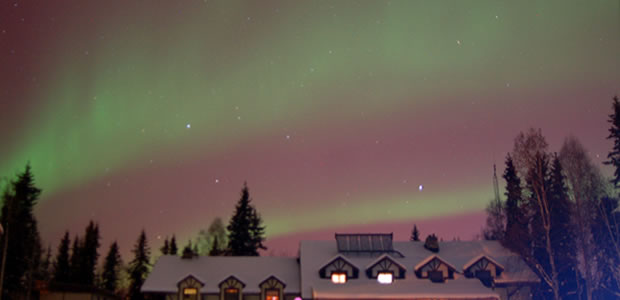 Aurora above 7 Gables Inn & Suites