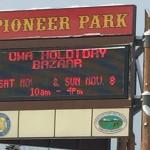 Marque at Pioneer Park